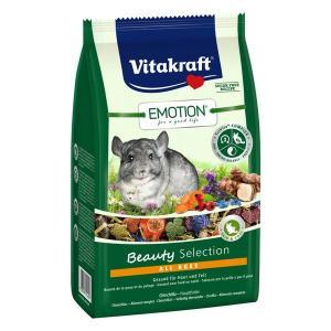Корм для шиншилл Vitakraft Beauty Selection, 600 г, злаки, овощи, семена