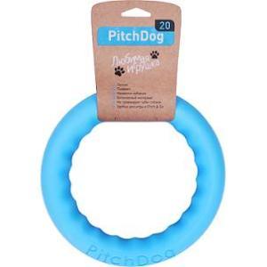 Игрушка для собак PitchDog 20, размер 20см., голубой