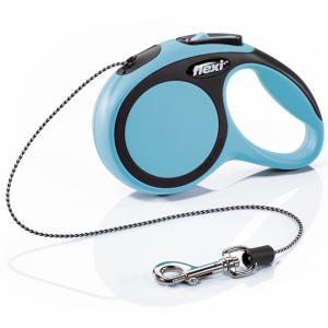 Рулетка для собак Flexi New Comfort XS, синий