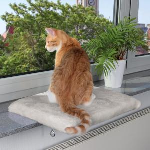 Лежак для кошек Trixie Resting Pad, размер 51х36см.
