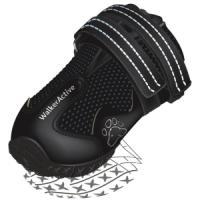 Фотография товара Ботинки для собак Trixie Walker Active, размер LXL, чёрный
