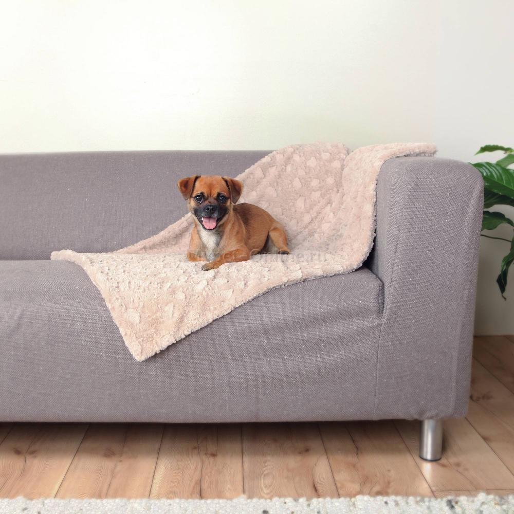 Лежак для собак Trixie Cosy, размер 150×100см., бежевый - Интернет зоомагазин MyPet-Online.ru