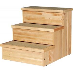 Лесенка для собак Trixie Stairs, размер 40×38×45см.