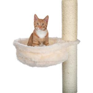 Лежак для кошек Trixie Cuddly Bag, размер 38см., кремовый