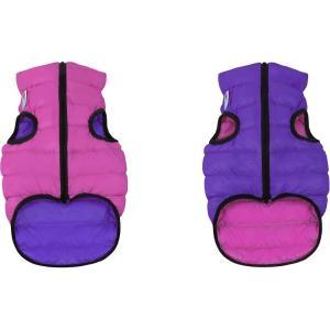 Куртка для собак AiryVest 1641 L, розово-фиолетовый