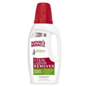 Универсальный уничтожитель запахов 8 in 1 NM Stain & Odour Remover, 945 мл