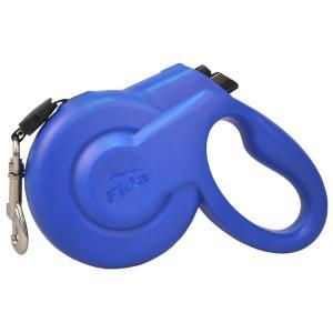 Поводок-рулетка для собак Fida Styleash, синий