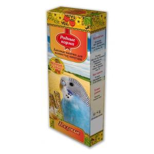 Лакомство для птиц Родные корма, 90 г, 2 шт.