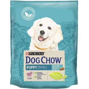 Корм для щенков Purina Dog Chow Puppy Junior, 800 г, ягненок с рисом