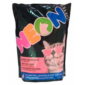 Наполнитель для кошек Neon Pink, 1.8 кг