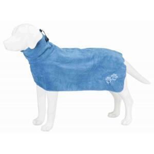 Полотенце-попона для собак Trixie M, размер 50см., синий