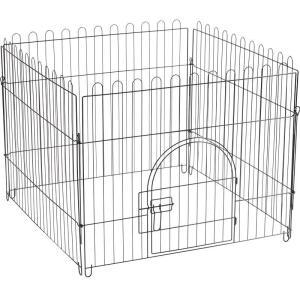 Клетка-вольер для собак Triol K-1, размер 1, размер 84х69см., цвета в ассортименте