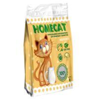 Фотография товара Наполнитель для кошачьего туалета Homecat Эколайн, 2.54 кг