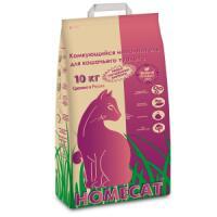 Фотография товара Наполнитель для кошачьего туалета Homecat, 10 кг