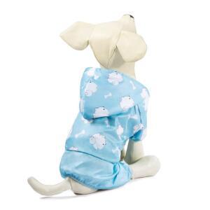 Костюм-дождевик для собак Triol XS, размер 20см.