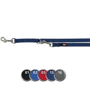 Поводок-перестёжка для собак Trixie Premium, размер M-L, размер 300/2см.