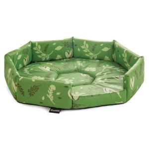 Лежанка для собак и кошек Гамма Окта Медиум M, размер 50х50х10см., цвета в ассортименте