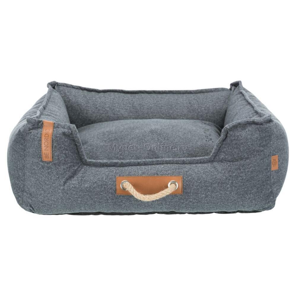 Лежак для собак Trixie Be Nordic Fohr, размер 60х50см. - Интернет зоомагазин MyPet-Online.ru