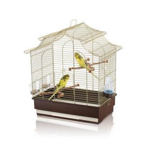 Клетка для птиц Imac PAGODA EXPORT, размер 50х30х53см.