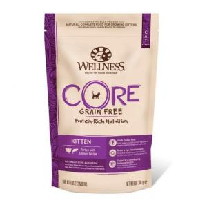 Корм для кошек Wellness Core, 350 г, Индейка и лосось