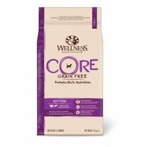 Корм для кошек Wellness Core, 1.8 кг, Индейка и лосось