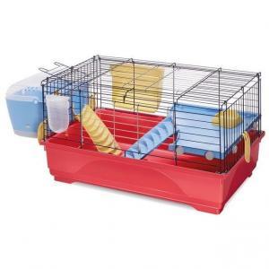 Клетка для грызунов Imac Easy plus 80, размер 80х48.5х42см.