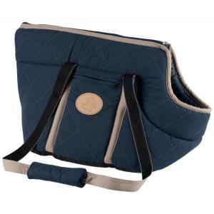Сумка-переноска для собак Trixie Victoria, размер 26х29х50см., темно-синий