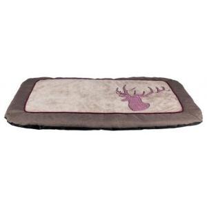 Лежак для собак Trixie Alma L, размер 100х70см., коричневый