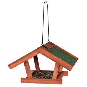 Кормушка для птиц Trixie Hanging Bird Feeder, размер 30×18×28см.