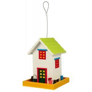 Кормушка для птиц Trixie Hanging Bird Feeder, 1.4 л, размер 18x24x18см.