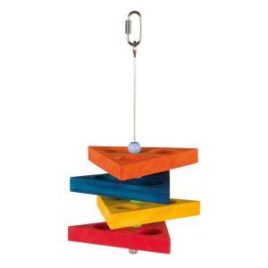 Игрушка для птиц Trixie Snack Triangle, размер 26см.