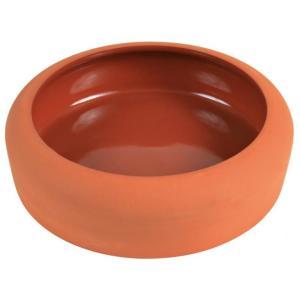 Миска для грызунов Trixie Ceramic Bowl, 500 мл, размер 17см., 20, терракот