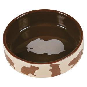 Миска для грызунов Trixie Ceramic Bowl, 80 мл, размер 8см., цвета в ассортименте