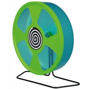 Колесо для грызунов Trixie Exercise Wheel M, размер 28см., цвета в ассортименте