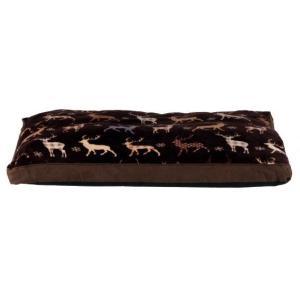 Лежак для собак Trixie Deer M, размер 70×55см., коричневый