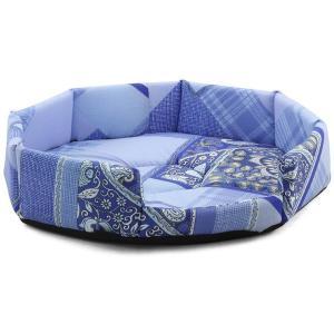 Лежанка для собак и кошек Гамма Окта Гранд L, размер 55х55х12см., цвета в ассортименте
