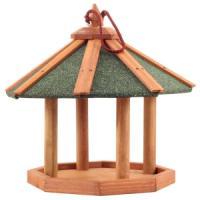 Фотография товара Кормушка для птиц Triol BHW1017, размер 43.7х47.3х39.5см.