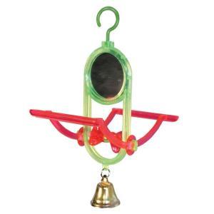 Игрушка для птиц Triol BR31, размер 7х15х12см., цвета в ассортименте