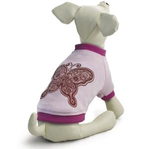 Толстовка для собак Triol TR105M M, розовый