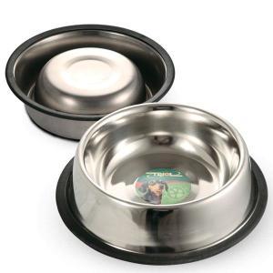 Миска для собак Triol  1504, 700 мл, размер 23х23х5.5см.