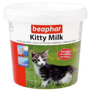 Молоко для котят Beaphar Kitty Milk, 500 г