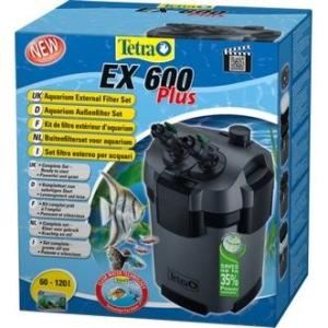 Внешний фильтр для аквариумов Tetra  EX 600 Plus
