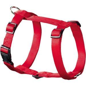 Шлейка для собак Hunter Smart М, красный