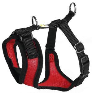 Шлейка для собак Hunter Manoa XS XS, красный