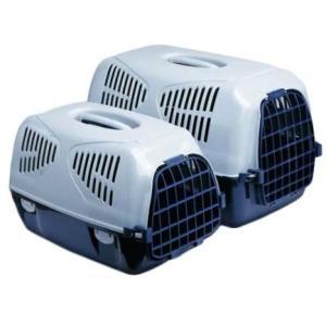 Переноска для собак и кошек MPS Sirio Big, размер 64х39х39см., серый