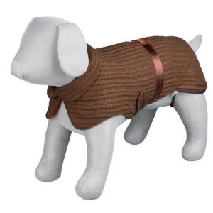 Попона для собак Trixie Tropea S, размер 30х42х30см., коричневый