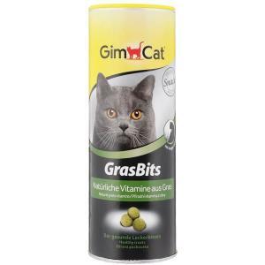 Лакомство для кошек GimCat GrasBits, 425 г, 710 шт.