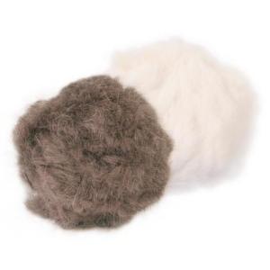 Игрушка для кошек Trixie Toy Balls with bell, размер 4см., 2 шт.