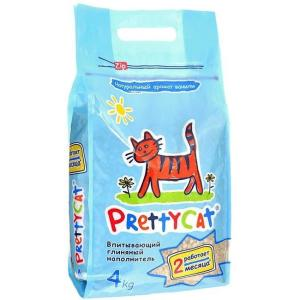 Наполнитель для кошачьего туалета Pretty Cat Aroma Fruit, 4 кг