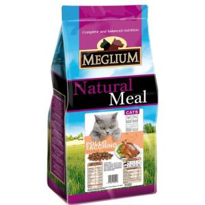 Корм для кошек MEGLIUM Cat Adult, 15 кг, курица и индейка